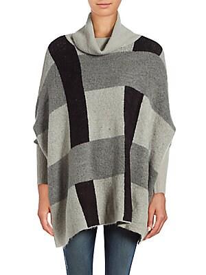 Oversize Colorblocked Sweater