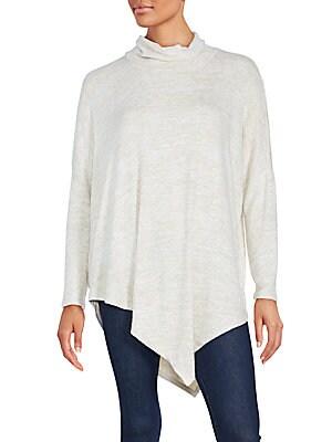 Cozy Asymmetrical Pullover