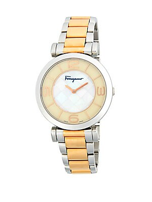 Gancino Deco Bracelet Watch