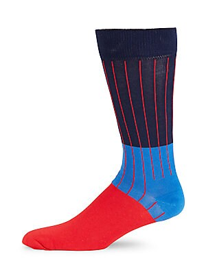 Cotton Blend Crew Sock