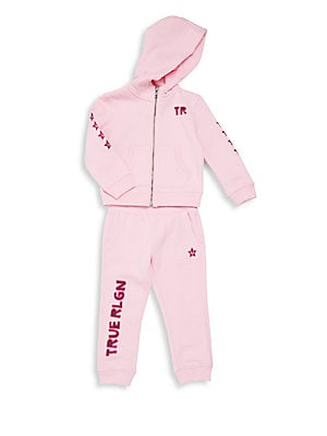 Baby's Hoodie & Sweatpant Set