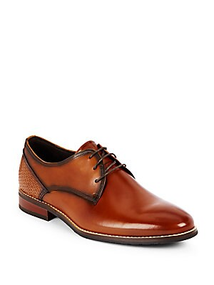 Seattle Leather Oxfords