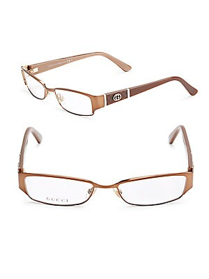 Logo Accented Optical Glasses