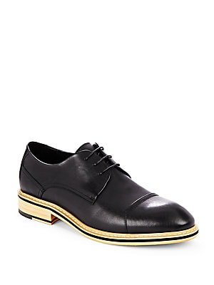 Durham Leather Derby Shoes