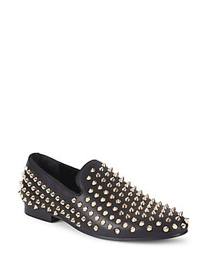 Ronald Studded Loafers