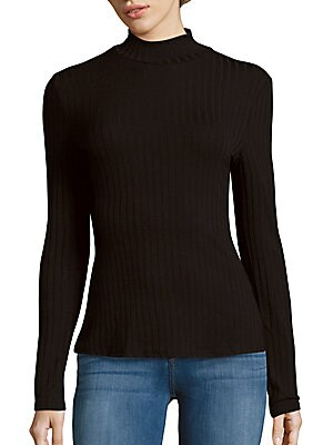 Seven Wonders Cotton-Blend Pullover