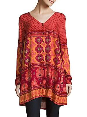 Folktale Smock Dress