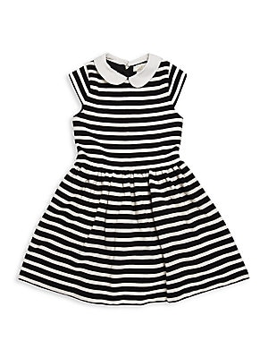 Girl's Kimberly Striped Dress