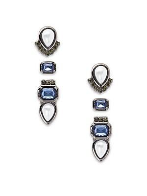 Trio Hem Stud Earrings