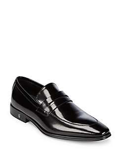 Z collection black dress shoes xl