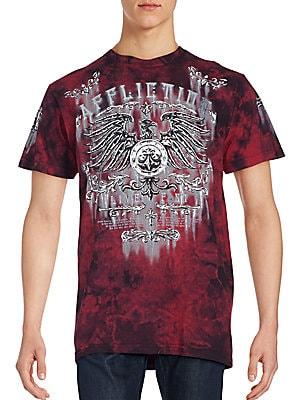 Printed Crewneck T-Shirt