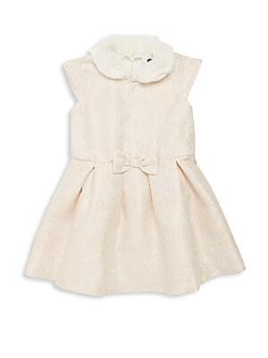 Little Girl's & Girl's Drop-Waist Dress