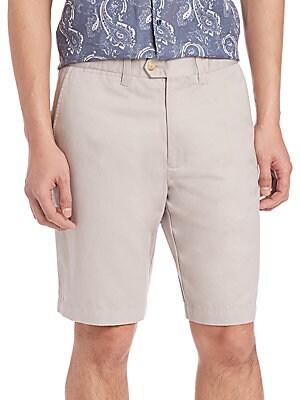 COLLECTION Cotton & Linen Shorts