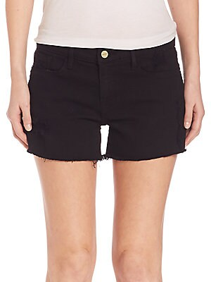 Le Cut Off Relaxed Shorts