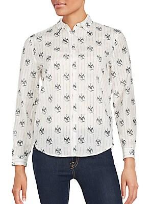 Blended Silk Shirt