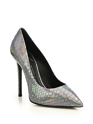 Pantofi de damă GIUSEPPE ZANOTTI Iridescent