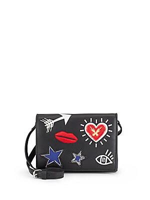 Hazel Heart Crossbody Bag