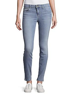 Cotton-Blend Jeans
