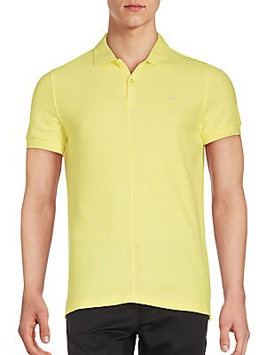 Jersey Slim-Fit Polo