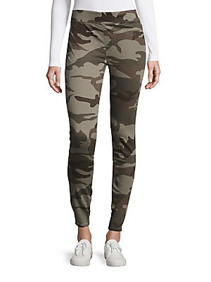 Camouflage Printed Pants