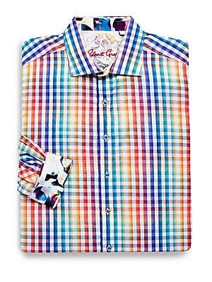 Cotton Printed Sportshirt