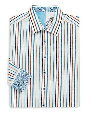 Teepee Big & Tall Woven Shirt