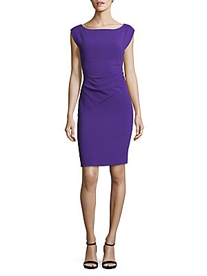 Bodycon Knee-Length Dress