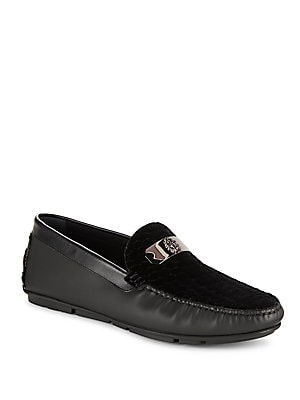 Avalon Leather Driver Shoes