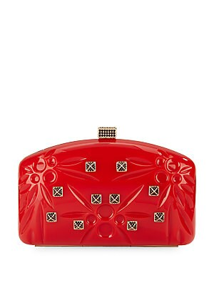 Miscellaneous Studded Convertible Clutch
