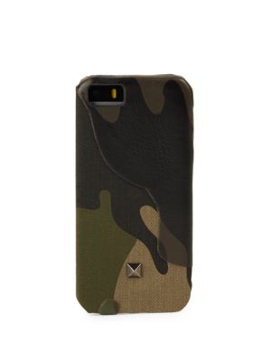 Camouflage iPhone Case- 5/5S
