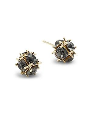 Ball Stud Earrings