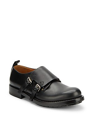 Double Monk Dress Shoes