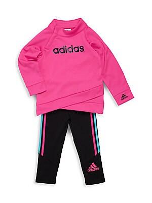 Baby's Two-Piece Sweatshirt & Pants Set