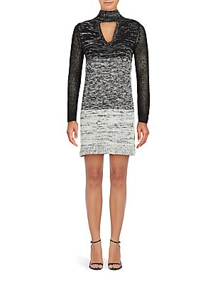 Spectrum Knit Dress