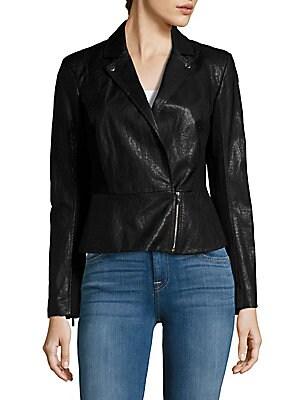 1state female long sleeve moto jacket