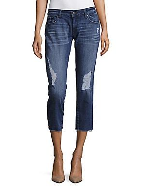 Riley Thrasher Boyfriend Style Jeans