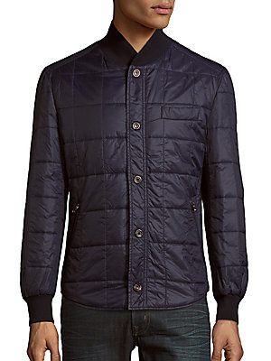 Outerwear Quilted Jacket