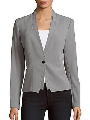 Lux Shawl Collar Jacket