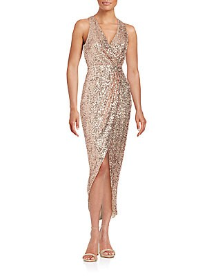 Sequin Vanity Dress