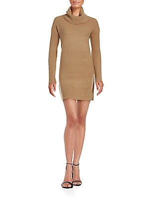 Collins Cowlneck Sweater Dress