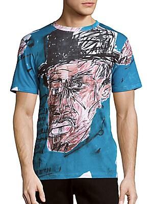 Basquiat Graffiti Art Shirt
