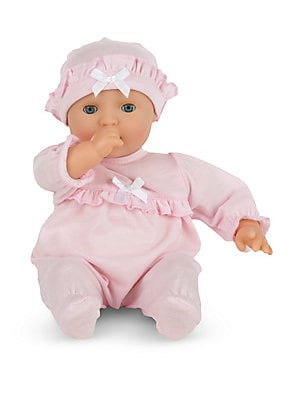 Click here for Jenna Baby Doll with Pacifier prices