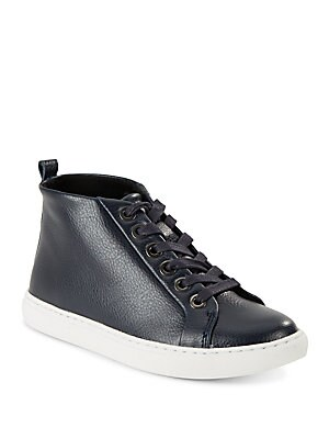 Jonis Leather Hightop Shoes