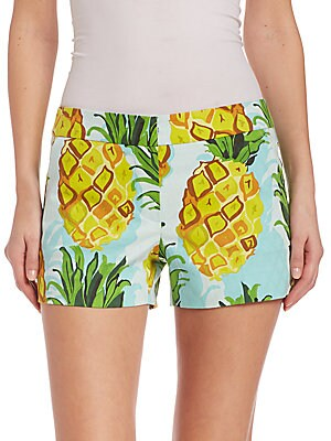 Pineapple Corbin Shorts
