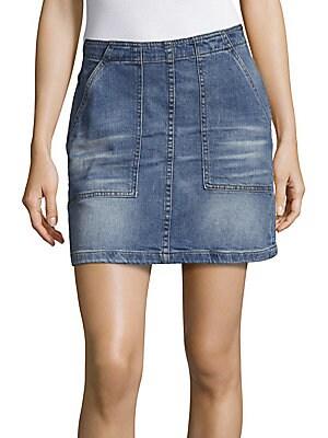 Weekend Denim Skirt