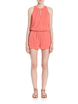 Urban Jungle Andy Short Jumpsuit