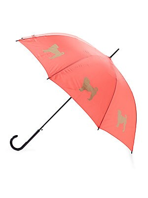 Pug Walking Stick Umbrella