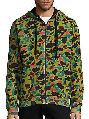 Vinthood Camouflage Jacket