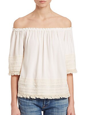 Lilita Off Shoulder Top