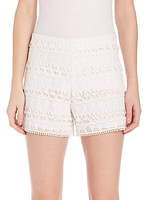 Estee Embroidered Shorts